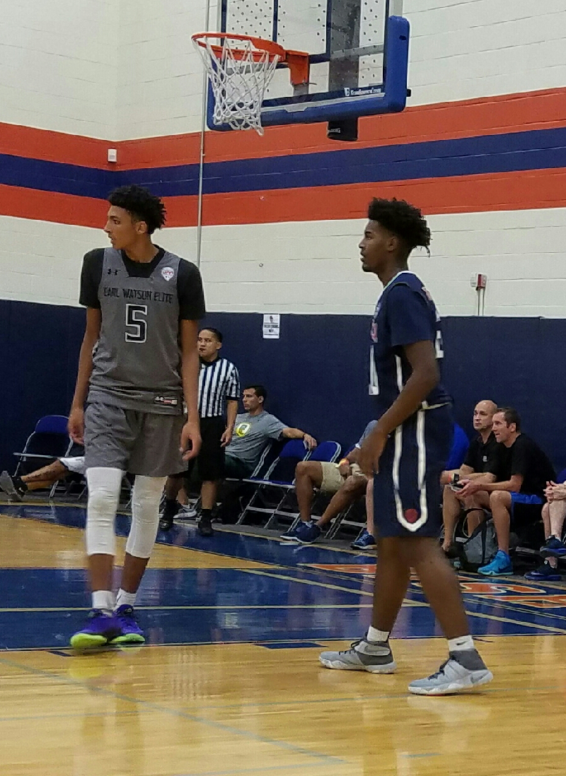 Class of '18 forward Miles Norris intrigued by Arizona Wildcats' fan base