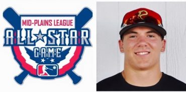 Former CDO catcher Tristan Peterson named Mid-Plains League All-Star