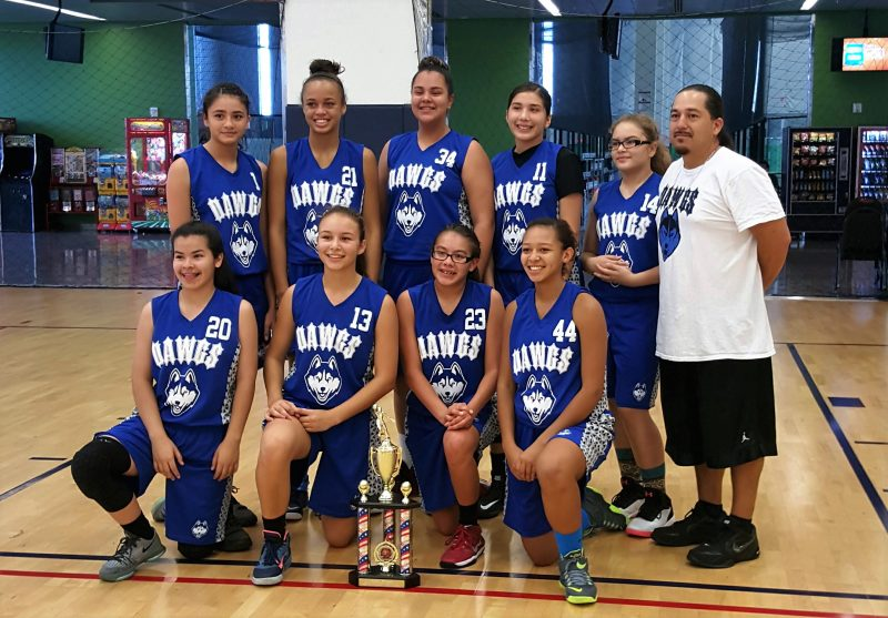 Tucson Dawgs win Just4Hoops Summer Blast