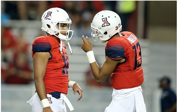 Study of QBs: Rich Rod's background, Arizona Wildcats' competitions in Pac-10/12 era