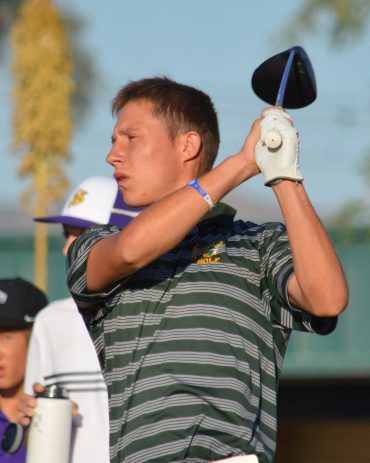 BOYS GOLF: Opening round results