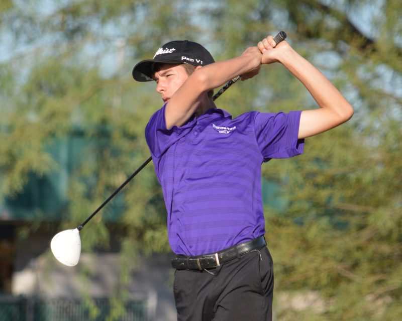 BOYS GOLF: Thursday results; Dallan Graybill shoots 34