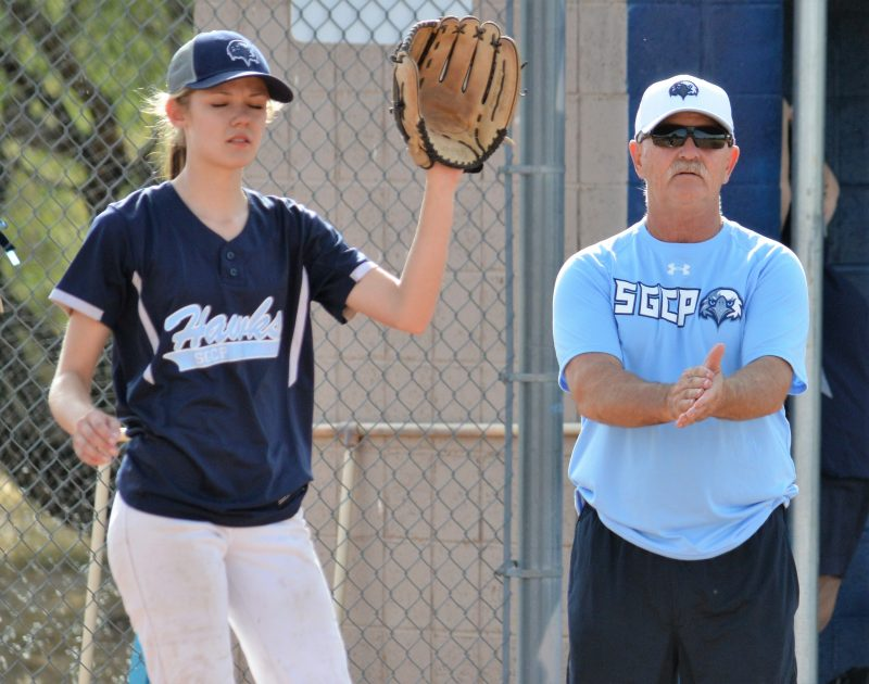 Larry Ray to hold softball tryouts this coming weekend