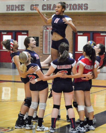 TUSD Girls' Volleyball Invitational schedule