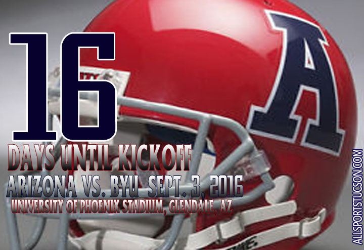 2016 Arizona Wildcats football season countdown: No. 16 individual record