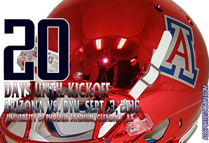 2016 Arizona Wildcats football season countdown: No. 20 individual record