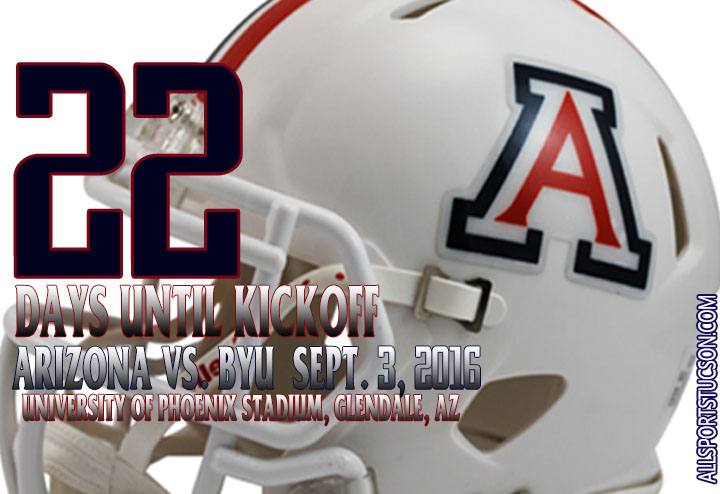 2016 Arizona Wildcats football season countdown: No. 22 individual record