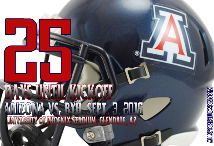 2016 Arizona Wildcats football season countdown: No. 25 and 26 individual records