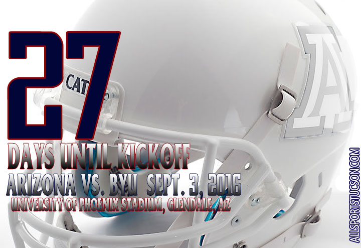 2016 Arizona Wildcats football season countdown: No. 27 individual record