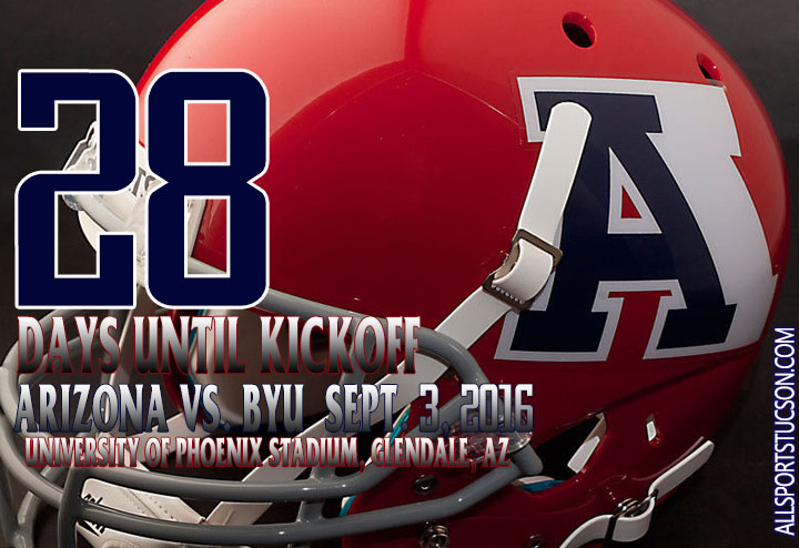 2016 Arizona Wildcats football season countdown: No. 28 individual record