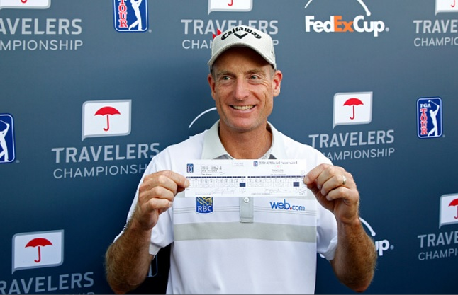 Furyk's record round brings to mind Arizona Wildcats who achieved top marks in pro sports