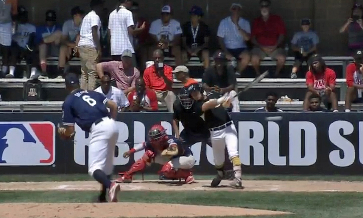 Michael Santorelli hits game-winner to capture RBI World Series championship