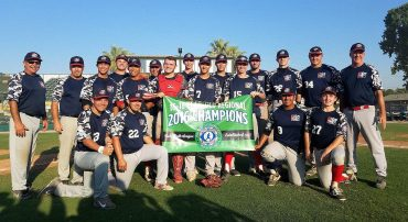 Kino Pro Hammer takes top six at Babe Ruth World Series