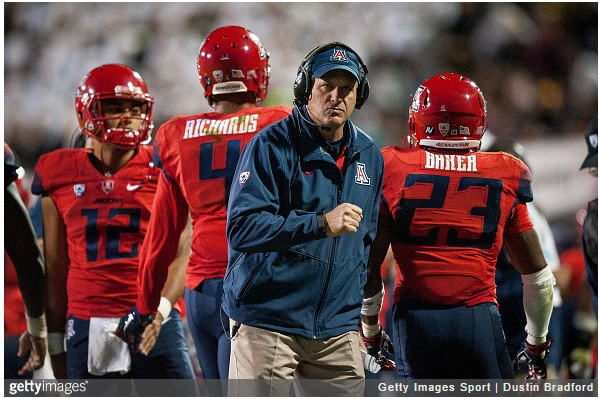 Rodriguez's fifth season with Arizona Wildcats crossroads or upward climb?