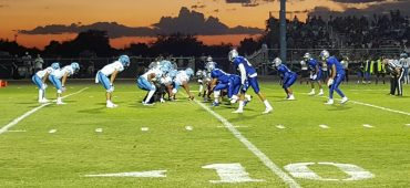 Pueblo mishandles late punt snap: Lopez wins his first at the helm for the Blue Devils