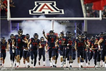 Arizona Wildcats' 35-28 OT loss to No. 9 Washington in pictures and tweets