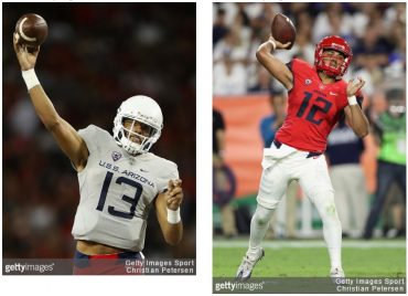 Arizona Wildcats fans have spoken: Brandon Dawkins clear favorite to start vs. Washington