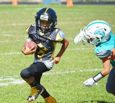 10U YOUTH FOOTBALL: Steelers over Dolphins 27-0