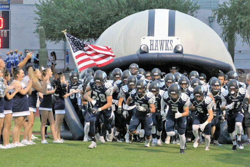 FOOTBALL: Tucson Top 20 & Andy's Pigskin Picks