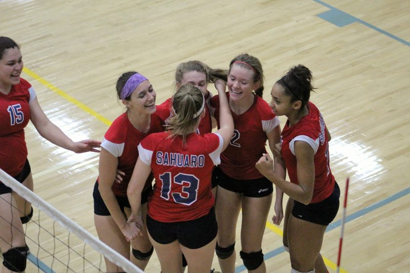 Sahuaro wins TUSD volleyball invite; Ironwood Ridge boys take 5th at Aguila