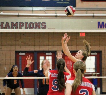VOLLEYBALL: Sahuaro beat Cienega 3-0 to open region play