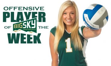 Former Ironwood Ridge standout Kennedy Kurtz named Big Sky Player of the Week