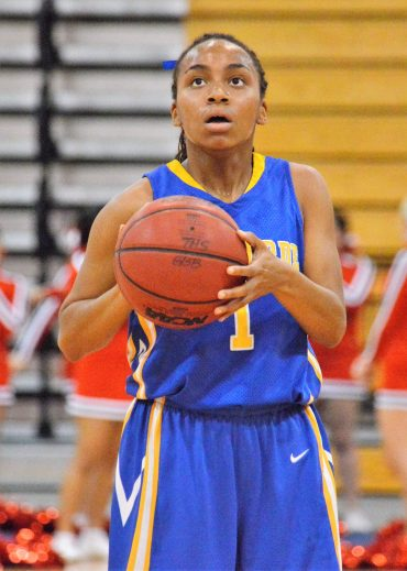 Sydni Stallworth gets offer from Alaska Anchorage